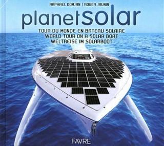 Livre PlanetSolar