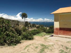 Raphael Domjan Lac Titicaca Panneaux solaires